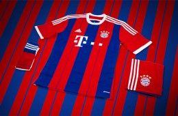 Bayern Munchen trikot 2014-15