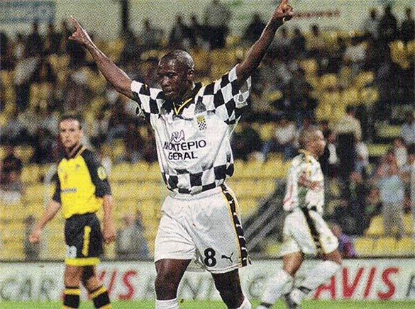 Boavista stagione 2000-2001