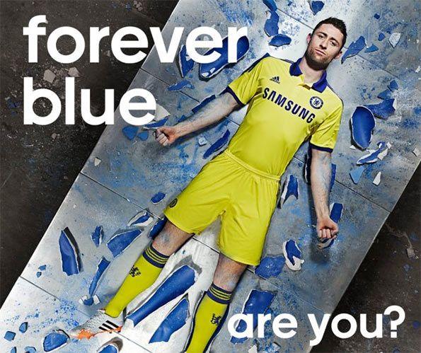 Kit Chelsea away 2014-2015
