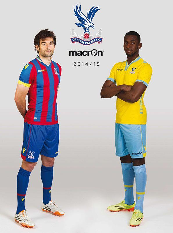 Kit Crystal Palace 2014-2015