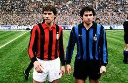 Derby Inter-Milan, 1979-1980, fratelli Baresi