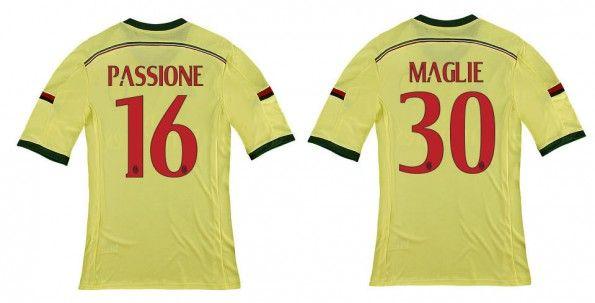 Font Milan terza maglia 2014-15
