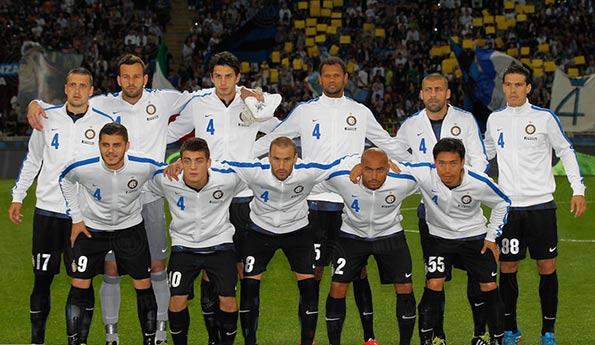 Giacca Inter numero 4 Zanetti