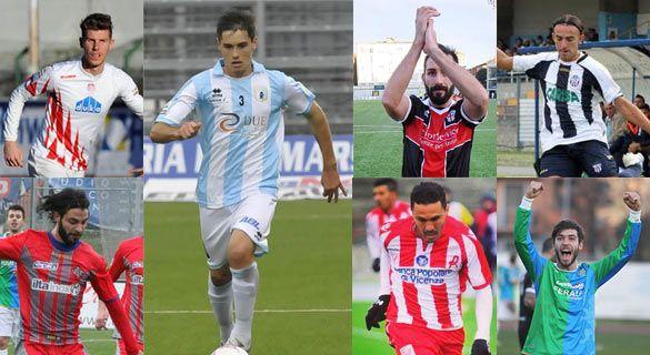 Maglie Lega Pro 1a Divisione A 2013-14
