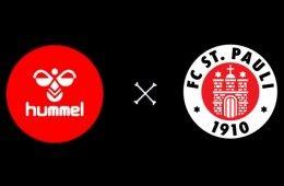 Hummel sponsor tecnico St. Pauli