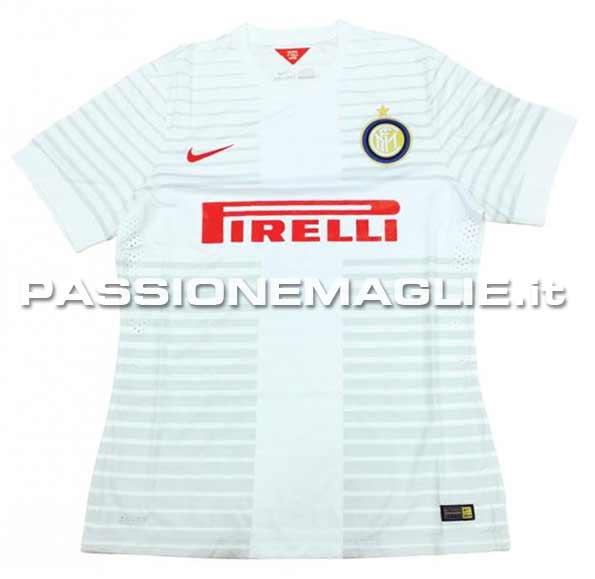 Anteprima seconda maglia Inter 2014-2015
