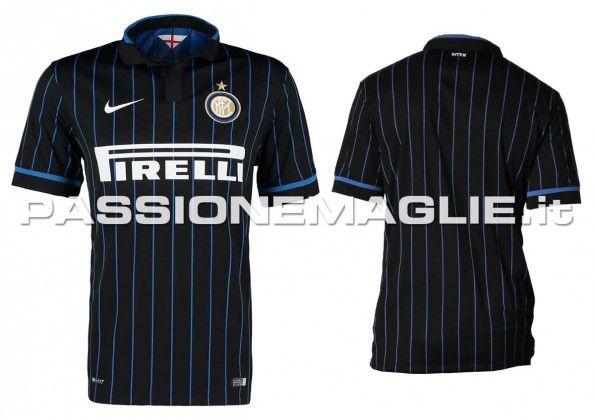 Anteprima maglia Inter 2014-2015
