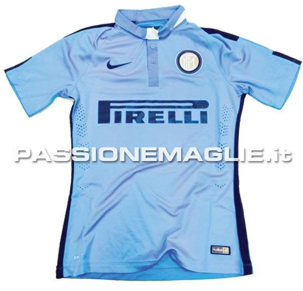 Terza maglia Inter anteprima 2014-2015