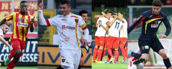 Maglie Lecce 2013-14 Legea