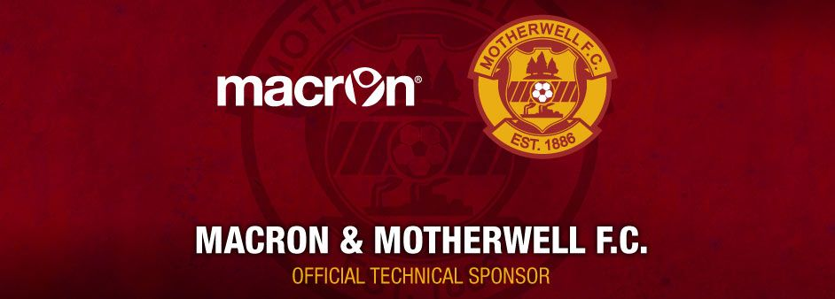 Macron sponsor tecnico Motherwell