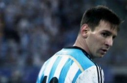 Messi spot adidas World Cup 2014