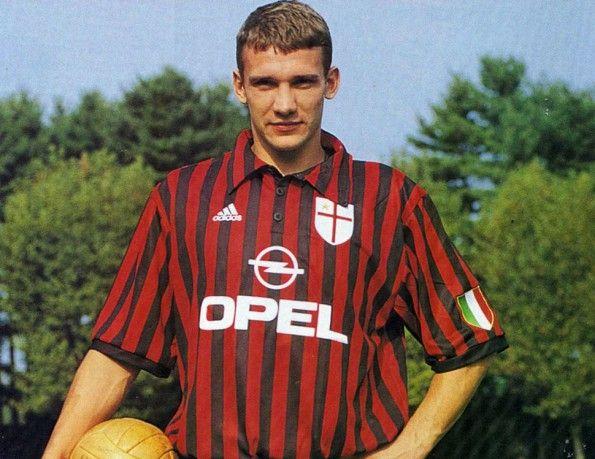 Milan, 1999, maglia centenario
