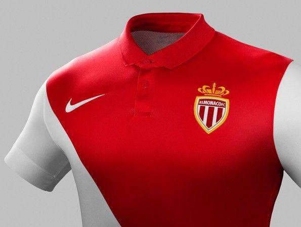 Maglia Monaco home 2014-2015 Nike
