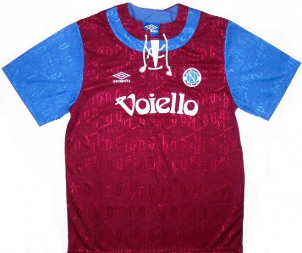 Terza maglia Napoli 1993-1994