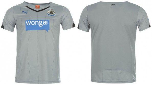 Maglia Newcastle away 2014-2015 Puma