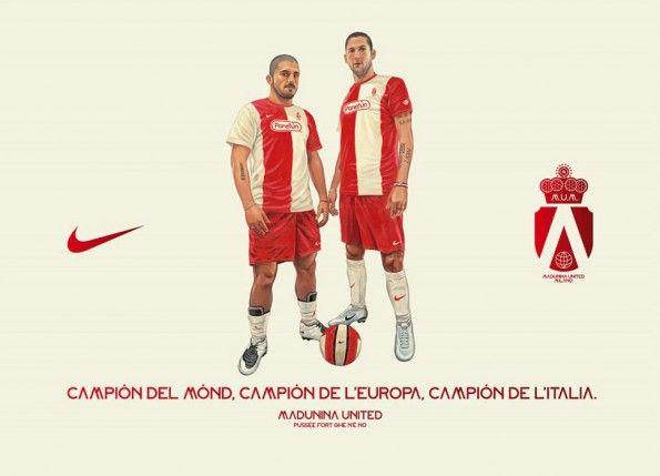 Nike, Madunina United, 2007