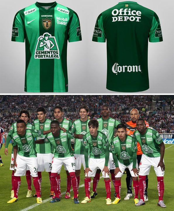 Nike, Pachuca, green power 2014