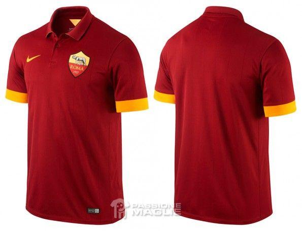 Maglia Roma 2014-2015 Nike