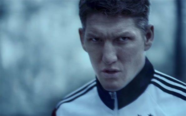 Schweinsteiger spot adidas World Cup
