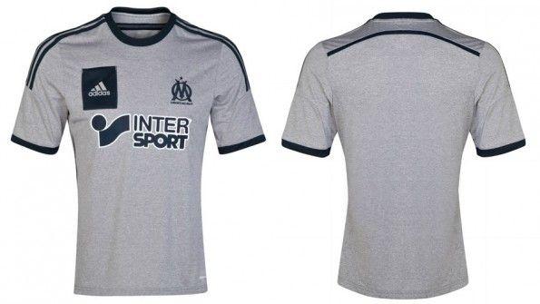 Seconda maglia Marsiglia 2014-2015