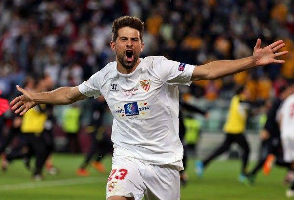 Siviglia, finale Europa League 2014, maglia speciale