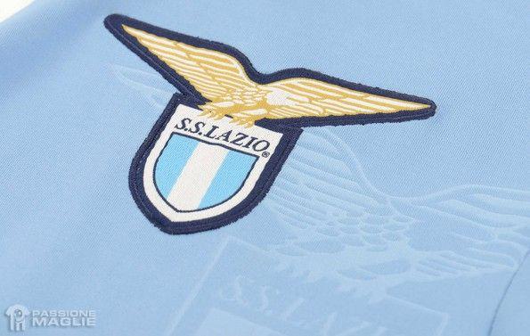Stemma Lazio aquila maglia casa 2014-15