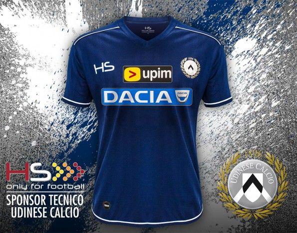 Seconda maglia Udinese 2014-2015