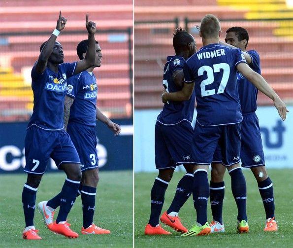 Udinese kit away 2014-2015
