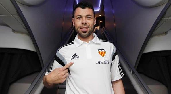 adidas sponsor tecnico Valencia