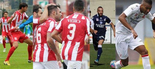 Maglie Vicenza Calcio 2013-14