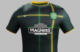 Maglia Celtic Away 2014-15