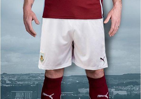 Pantaloncini Burnley home 2014-15