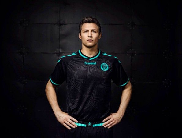 St. Pauli third kit 2014-2015