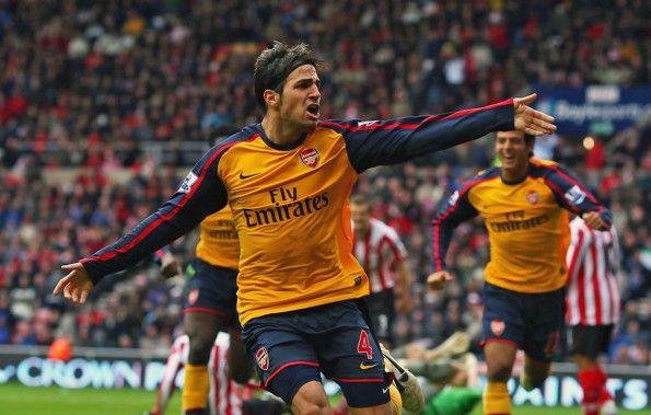 Arsenal, maglia away, 2008-2009
