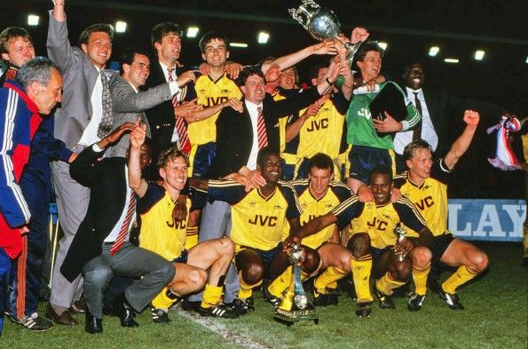 Arsenal, First Division 1988-1989