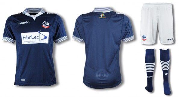 Bolton kit away 2014-2015