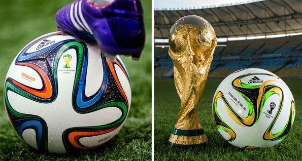 Pallone ufficiale Mondiale 2014 Brazuca
