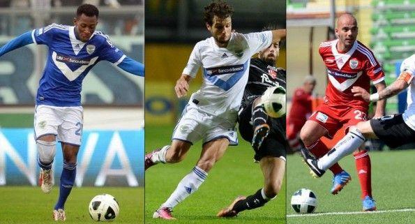 Maglie Brescia 2013-2014