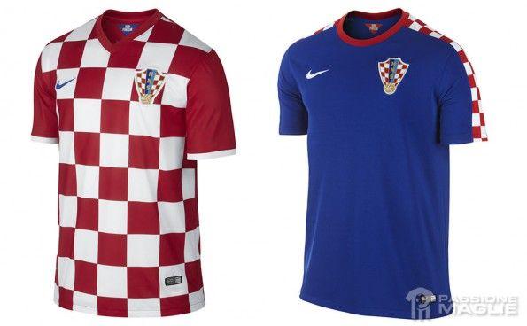 Maglie Croazia Mondiali 2014
