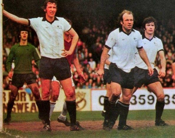 Maglia Derby County Umbro anni 70