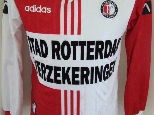 Dettaglio maglia Feyenoord 1997-1998
