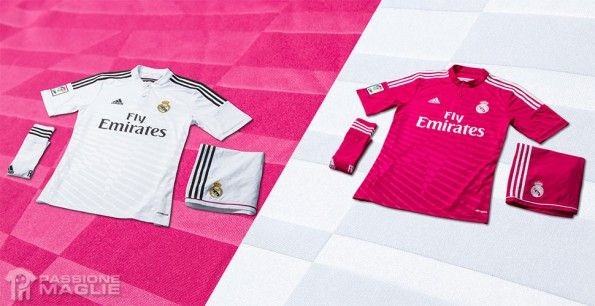 Divise Real Madrid 2014-15