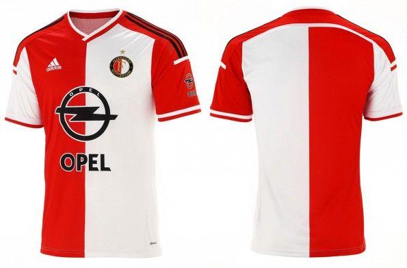 Maglia Feyenoord home 2014-2015