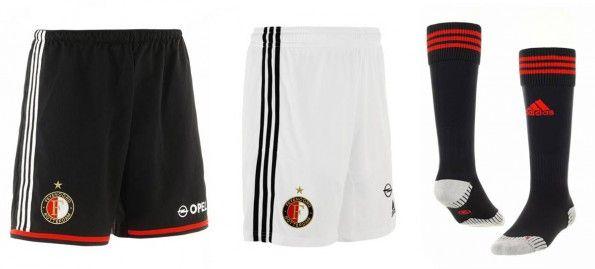 Pantaloncini calzettoni Feyenoord 2014-15