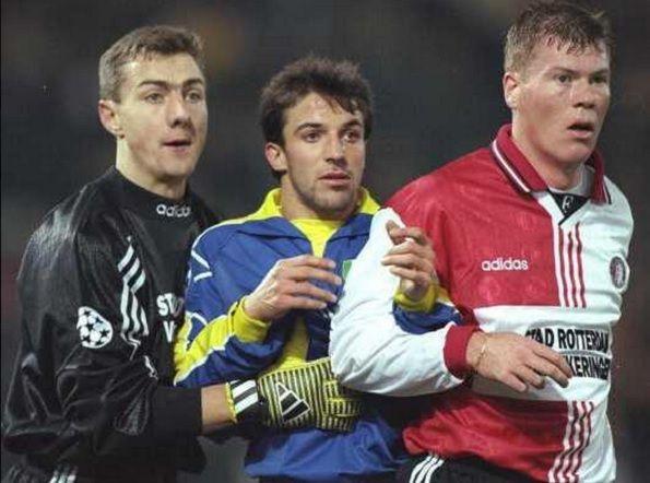 Feyernoord-Juventus Champions League 1997-1998