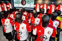 Kit Feyenoord 2014-15 adidas