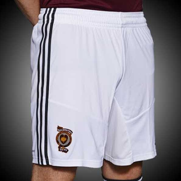 Shorts Heart of Midlothian Home 2014-2015
