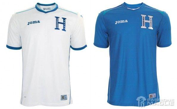 Maglie Honduras 2014 Mondiali