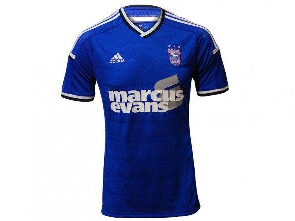 Maglia Ipswich Town home 2014-15