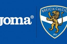 Joma sponsor tecnico Brescia